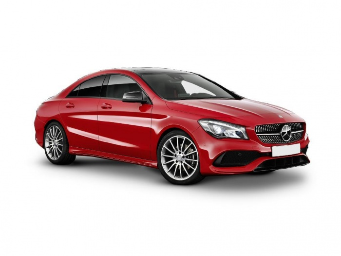 Representative image for the Mercedes-Benz Cla Class Coupe CLA 180 Sport 4dr