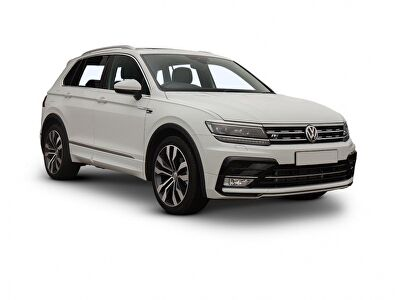 Representative image for the Volkswagen Tiguan Estate 2.0 TSi 230 4Motion R Line Tech 5dr DSG