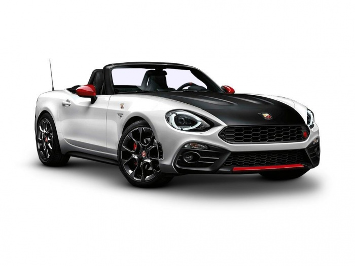 Abarth Lease Deals - What Car? Leasing