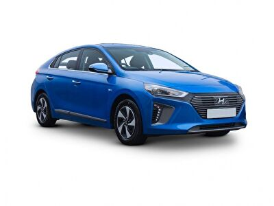 Representative image for the Hyundai Ioniq Hatchback 1.6 GDi Hybrid SE 5dr DCT