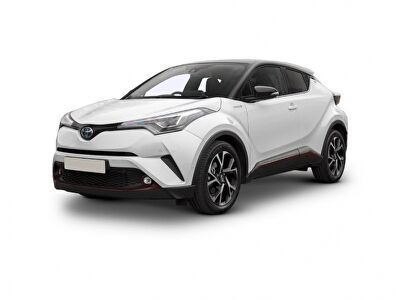 Representative image for the Toyota C-HR Hatchback 1.2T Excel 5dr [Leather]
