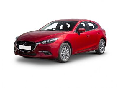 Representative image for the Mazda Mazda3 Diesel Hatchback 2.2d Sport Nav 5dr