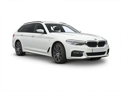 Representative image for the BMW 5 Series Touring 520i M Sport 5dr Auto [Plus Pack]