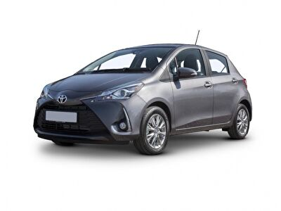 Representative image for the Toyota Yaris Hatchback 1.0 [72] VVT-i Icon Tech 5dr