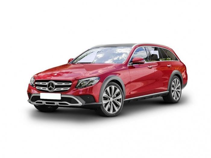 Mercedes-benz E Class Diesel Estate All-terrain Lease ...