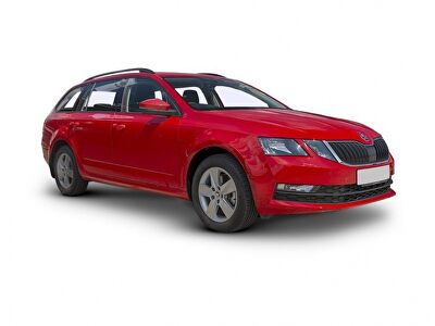 Representative image for the Skoda Octavia Estate 1.0 TSI SE Technology 5dr
