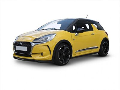 Representative image for the DS DS 3 Hatchback 1.2 PureTech Connected Chic 3dr EAT6