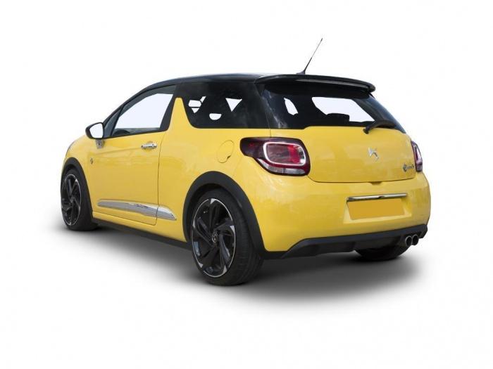 ds ds 3 hatchback special edition 1 2 puretech cafe racer 3dr lease deals what car leasing. Black Bedroom Furniture Sets. Home Design Ideas