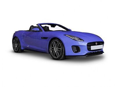 Representative image for the Jaguar F-Type Convertible 2.0 R-Dynamic 2dr Auto