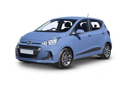 Representative image for the Hyundai I10 Hatchback 1.2 Premium 5dr Auto