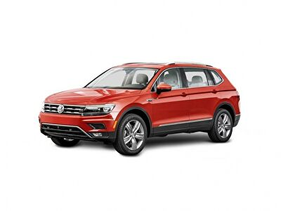 Representative image for the Volkswagen Tiguan Allspace Estate 1.5 TSI EVO Match 5dr