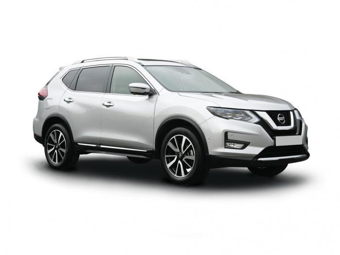 Nissan Lease Deals >> Nissan X Trail Business Car Lease Deals