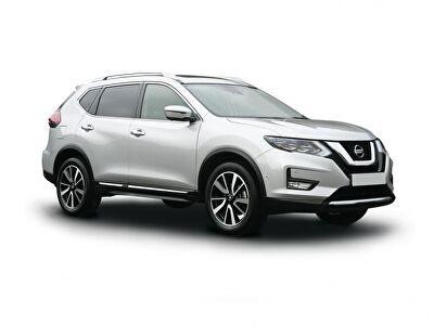 Representative image for the Nissan X-trail Diesel Station Wagon 1.7 dCi Visia 5dr