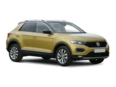 Representative image for the Volkswagen T-roc Hatchback 2.0 TSI SEL 4MOTION 5dr DSG