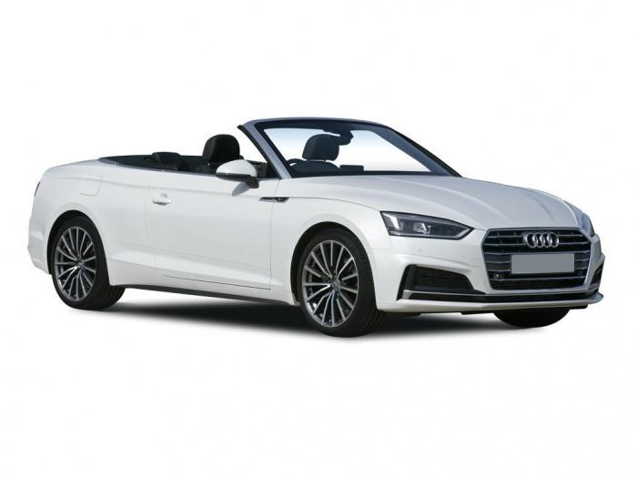 Audi A5 Cabriolet Business Car Lease Deals