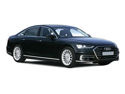 Representative image for the Audi A8 Diesel Saloon 50 TDI Quattro Sport 4dr Tiptronic
