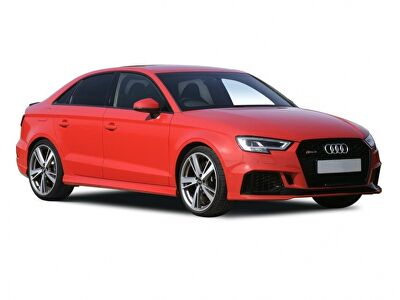 Representative image for the Audi RS 3 Saloon RS 3 TFSI 400 Quattro 4dr S Tronic