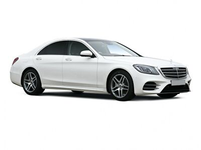 Representative image for the Mercedes-Benz S-Class Saloon S450L AMG Line 4dr 9G-Tronic