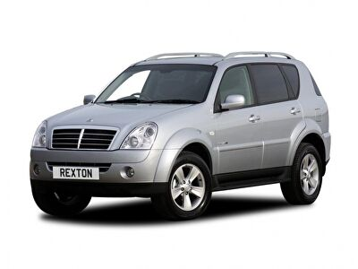 Representative image for the Ssangyong Rexton Diesel 220 CSE 5dr