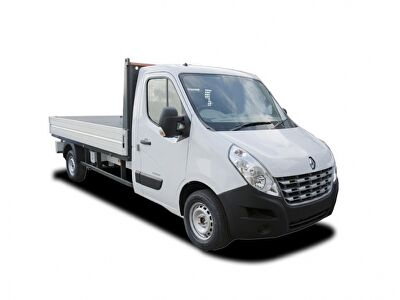 Representative image for the Renault Master Mwb Diesel Rwd MLL35TWdCi 130 Business L/Roof Tipper