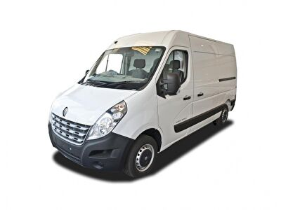 Representative image for the Renault Master Mwb Diesel 4x4 MML35 ENERGY dCi 145 Business Med Roof Window Van