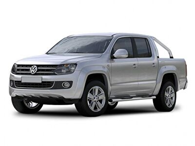 Representative image for the Volkswagen Amarok A33 Diesel D/Cab Pick Up Trendline 3.0 V6 TDI 204 BMT 4M Auto