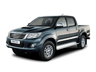 Representative image for the Toyota Hilux Diesel Active Pick Up 2.4 D-4D