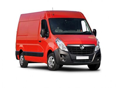 Representative image for the Vauxhall Movano 35 L3 Diesel Fwd 2.3 CDTI H2 Platform Cab 130ps