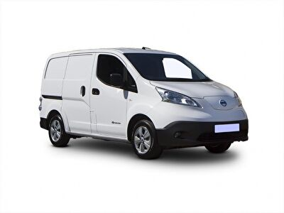 Representative image for the Nissan E-nv200 Electric 80kW Visia Van Auto 40kWh