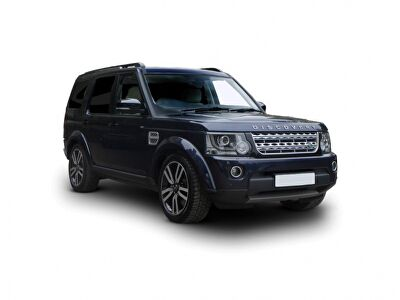 Representative image for the Land Rover Discovery Diesel SE Commercial Sd V6 Auto