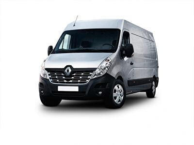 Representative image for the Renault Master Lwb Diesel Fwd LM35dCi 135 Business+ Medium Roof Van