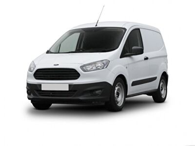Representative image for the Ford Transit Courier Diesel 1.5 TDCi 100ps Limited Van [6 Speed]