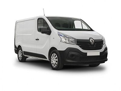 Representative image for the Renault Trafic Swb Diesel SL29 dCi 120 Business Van