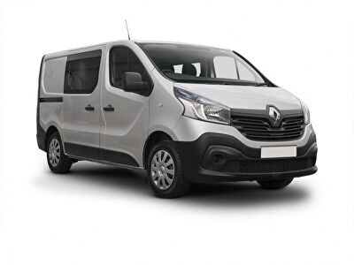 Representative image for the Renault Trafic Lwb Diesel PCLL29 ENG dCi 125 Business Platform Cab