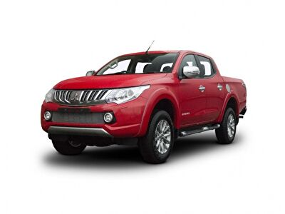 Representative image for the Mitsubishi L200 Diesel Single Cab DI-D 151 4Life 4WD