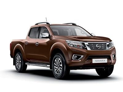 Representative image for the Nissan Navara Diesel King Cab Pick Up Visia 2.3dCi 160