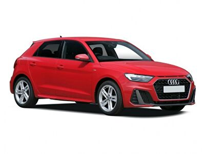 Representative image for the Audi A1 Sportback 25 TFSI S Line 5dr