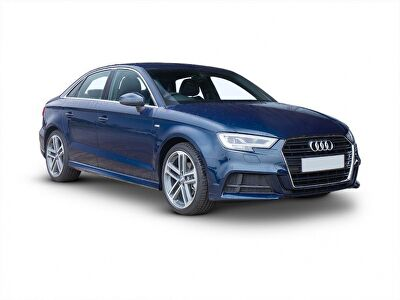 Representative image for the Audi A3 Saloon S3 TFSI 300 Quattro Black Edition 4dr S Tronic