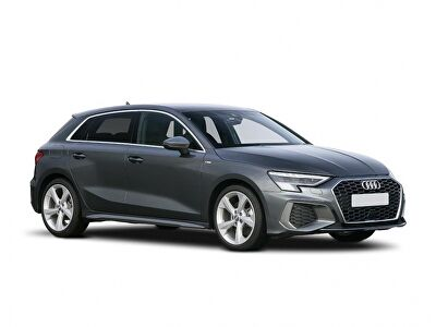Representative image for the Audi A3 Sportback 30 TFSI S line 5dr S Tronic [Comfort+Sound]