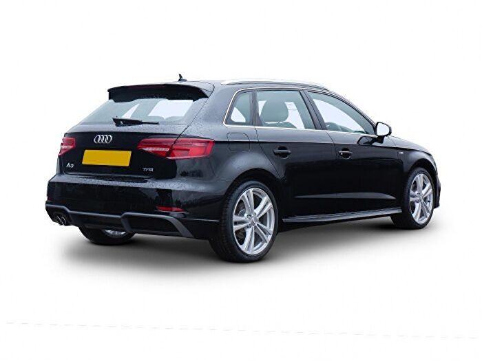 Audi A3 Sportback S3 TFSI Quattro 5dr S Tronic Lease Deals ...