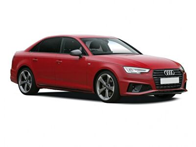 Representative image for the Audi A4 Diesel Saloon 35 TDI Black Edition 4dr S Tronic