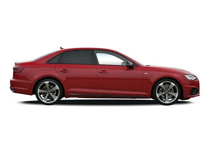 Audi A4 Diesel Saloon 40 TDI Sport 4dr S Tronic Lease ...