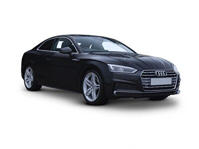 Representative image for the Audi A5 Diesel Coupe 40 TDI S Line 2dr S Tronic