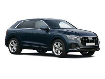 Representative image for the Audi Q8 Estate 55 TFSI Quattro S Line 5dr Tiptron [Comfort+Sound]