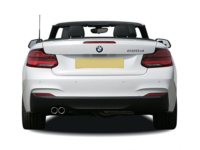 BMW 2 Series Convertible 218i M Sport 2dr Nav Lease ...