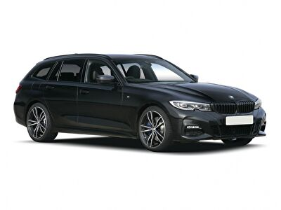 Representative image for the BMW 3 Series Diesel Touring 330d M Sport 5dr Step Auto [Tech Pack]