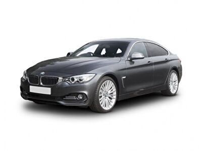 Representative image for the BMW 4 Series Gran Coupe 420i M Sport 5dr [Plus Pack]