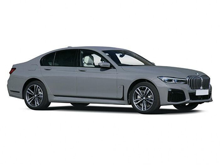 Main image for the BMW 7 Series Diesel Saloon 740d xDrive MHT 4dr Auto
