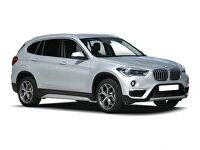 Representative image of the BMW X1