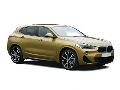 Representative image for the BMW X2 Hatchback sDrive 18i M Sport X 5dr Step Auto